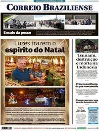 Correio Braziliense - 24-12-2018
