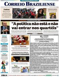 Correio Braziliense - 25-11-2018