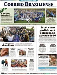 Correio Braziliense - 26-11-2018