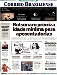 Correio Braziliense - 04-01-2019