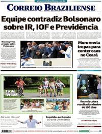 Correio Braziliense - 05-01-2019