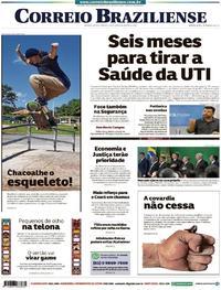 Correio Braziliense - 08-01-2019