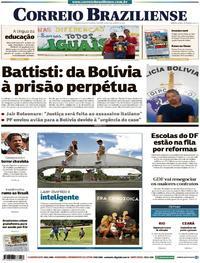 Correio Braziliense - 14-01-2019