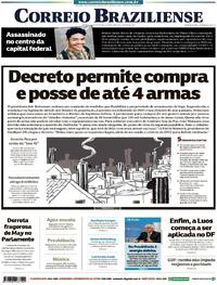 Correio Braziliense - 16-01-2019