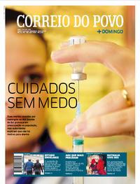 Capa Jornal Correio do Povo 26/05/2019