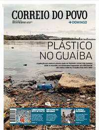 Capa do jornal Correio do Povo 13/09/2020