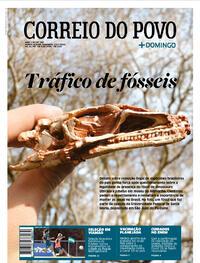 Capa do jornal Correio do Povo 17/01/2021