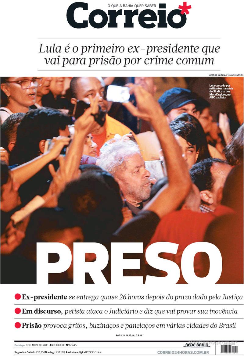 Capa Correio 2018-04-08