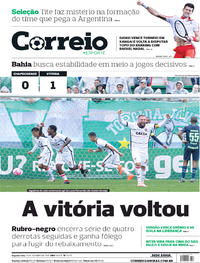 Capa Correio 2018-10-15
