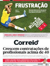 Capa Correio 2018-06-18
