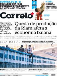 Capa Correio 2018-02-23