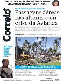 Capa Correio 2019-04-25