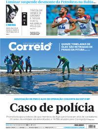 Capa Correio 2019-10-17
