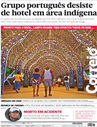 Capa Correio 2019-11-19
