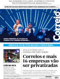 Capa Correio 2019-08-22