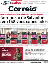 Capa Jornal Correio 25/05/2019