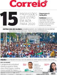 Capa Correio 2020-01-20