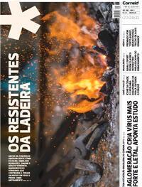 Capa do jornal Correio 23/01/2021