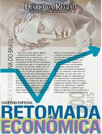 Capa do jornal Diário da Região 26/09/2021