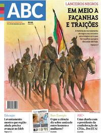 Capa do jornal Diário de Canoas 19/09/2020