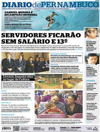 Diario de Pernambuco - 18-12-2018