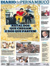 Diario de Pernambuco - 25-12-2018