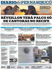 Diario de Pernambuco - 28-12-2018