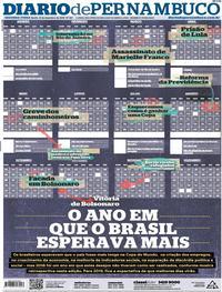 Diario de Pernambuco - 31-12-2018