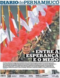 Diario de Pernambuco - 01-01-2019