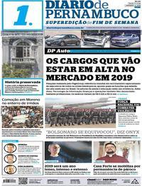 Diario de Pernambuco - 06-01-2019