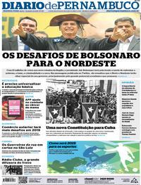 Diario de Pernambuco - 07-01-2019