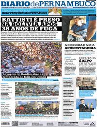 Diario de Pernambuco - 14-01-2019