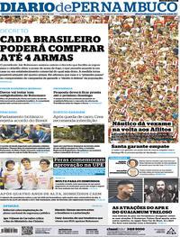 Diario de Pernambuco - 16-01-2019