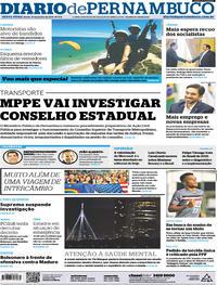 Diario de Pernambuco - 18-01-2019