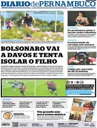 Diario de Pernambuco - 21-01-2019