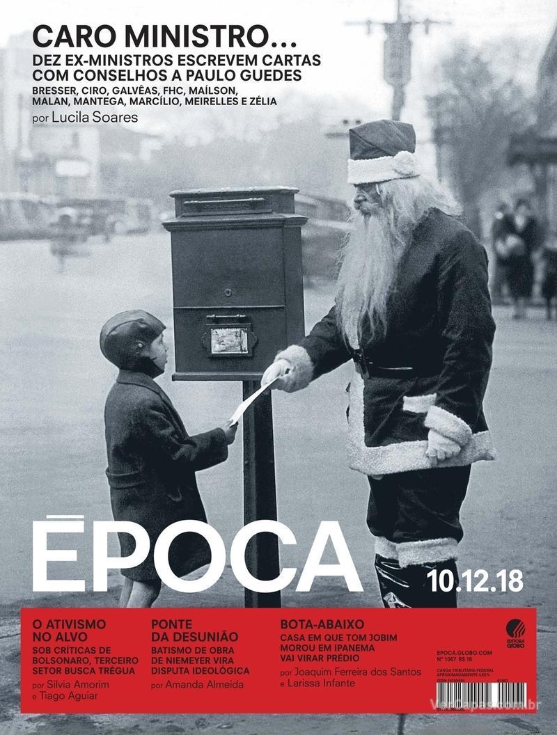 Capa Época 2018-12-08