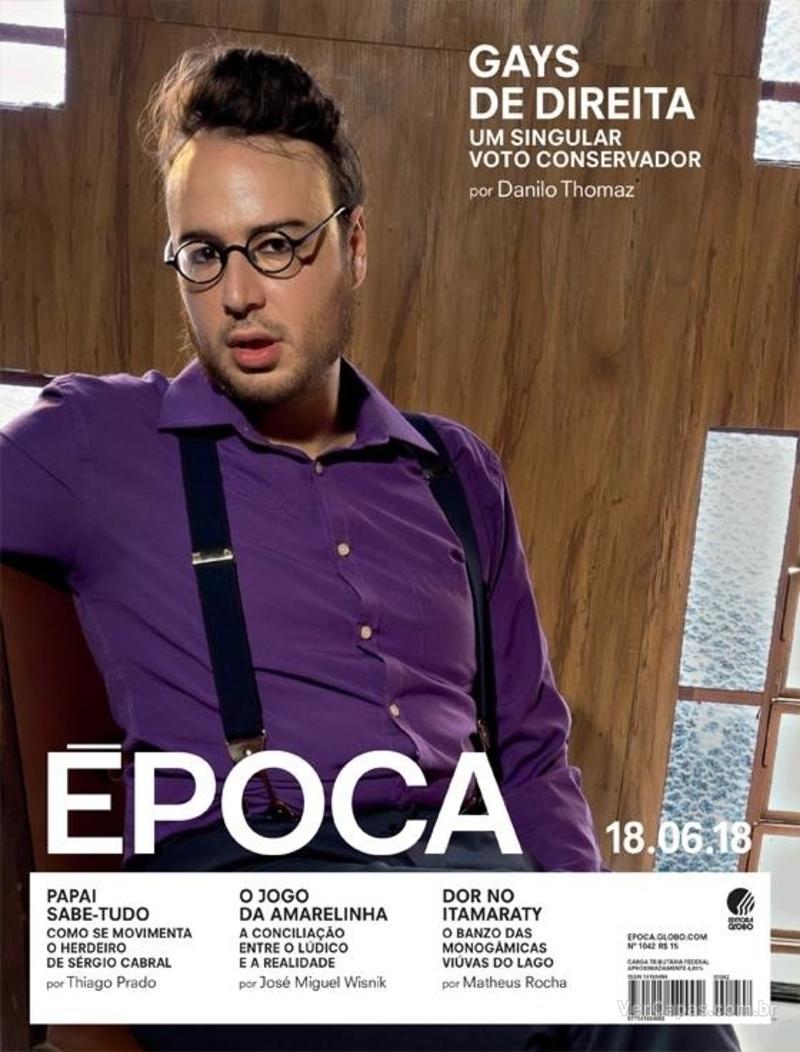 Capa Época 2018-06-16