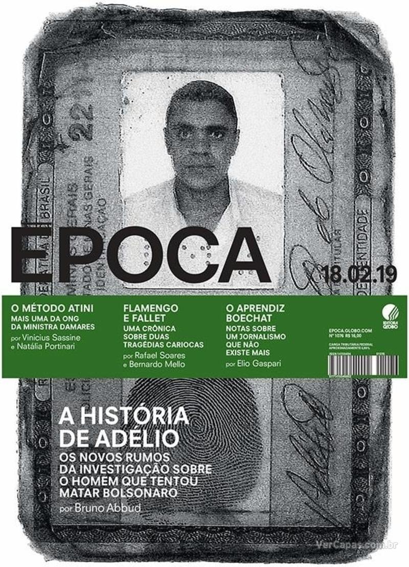 Capa Época 2019-02-16