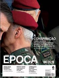 Capa Época 2019-05-04