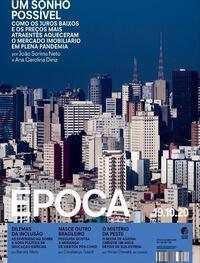 Capa da revista Época 17/10/2020