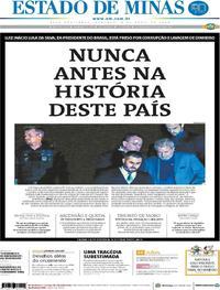 Estado de Minas - 08-04-2018