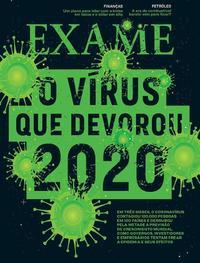 Capa da revista Exame 12/03/2020