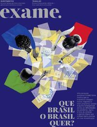 Capa da revista Exame 26/11/2020