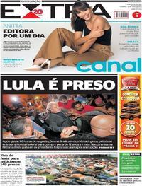 Capa Extra 2018-04-08