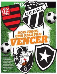 Capa do jornal Extra 11/01/2021