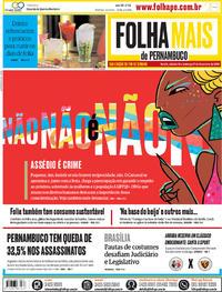 Capa Folha de Pernambuco 2019-02-16
