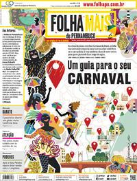 Capa Folha de Pernambuco 2020-02-22