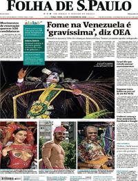 Folha de S.Paulo - 13-02-2018