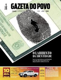 Capa Gazeta do Povo 2018-05-05