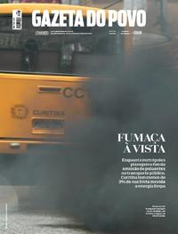 Capa Gazeta do Povo 2018-02-10